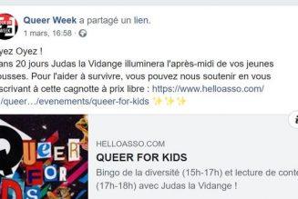 """Chronique des cinglés : un atelier """"queer"""" pour les 7-14 ans"""