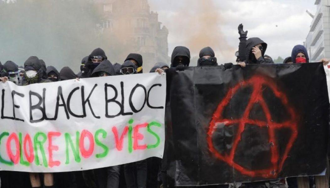 La violence de l'extrême-gauche est clairement tolérée par l'Etat et les médias