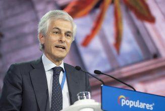 Adolfo Suárez (Parti populaire) : «Avoir 100000 avortements par an dans notre pays, c'est de la folie furieuse»