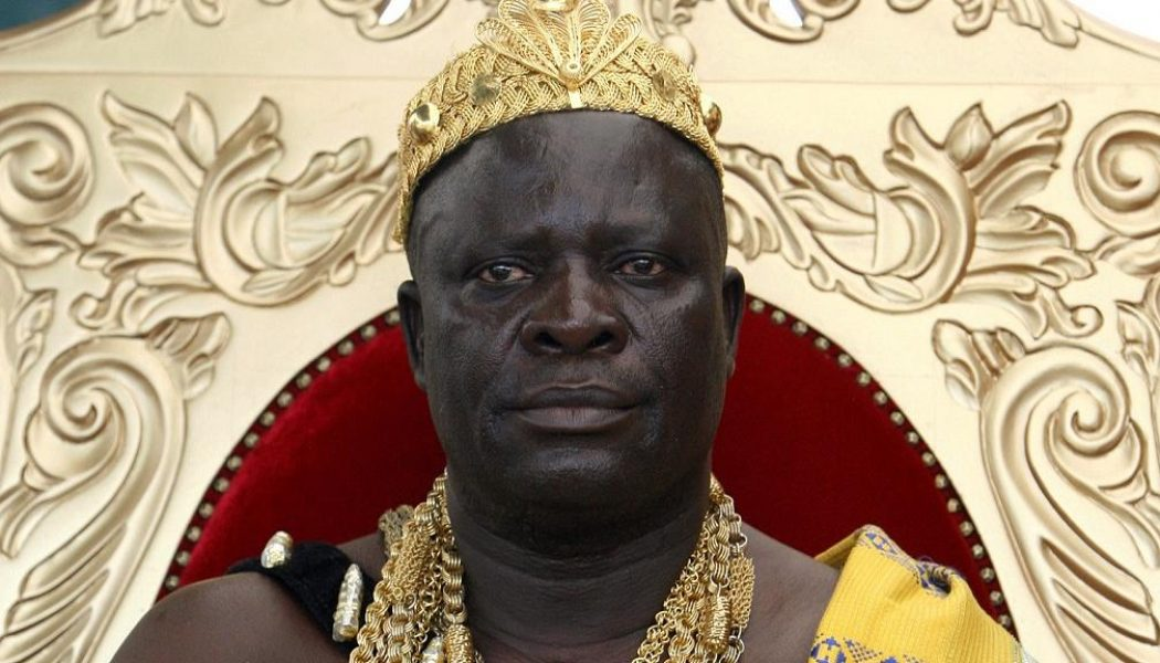 Un roi ivoirien désire apporter sa pierre à la reconstruction de Notre-Dame