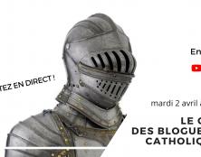 Club de blogueurs catholiques – en direct