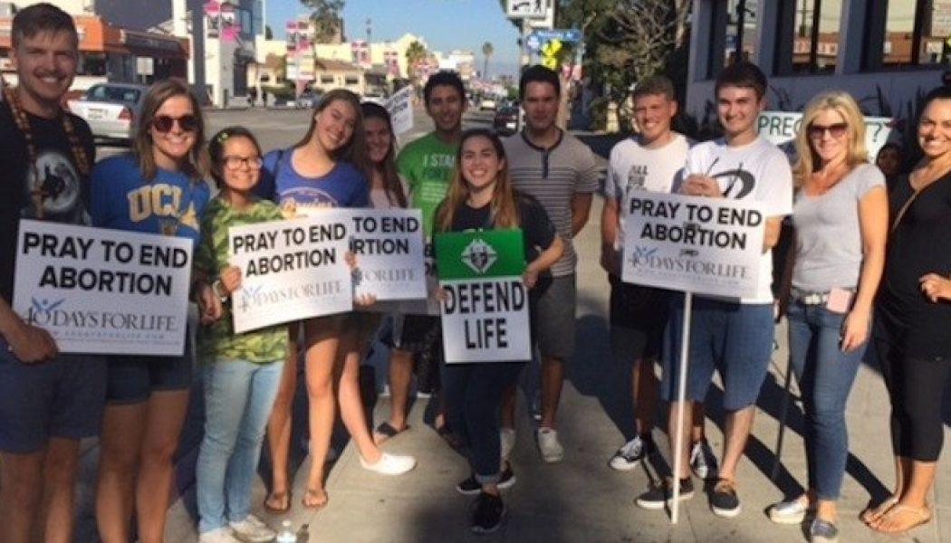 40 Days for Life : 302 enfants sauvés de l'avortement