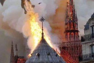 Habitants de Paris, ne pleurez pas sur Notre Dame. Pleurez sur vous-mêmes et votre laïcité