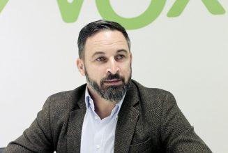 Espagne : le chef de Vox a tous les défauts, selon la gauche