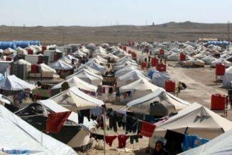 70.000 islamistes s'entassent dans le camp d'Al-Hol, en Syrie