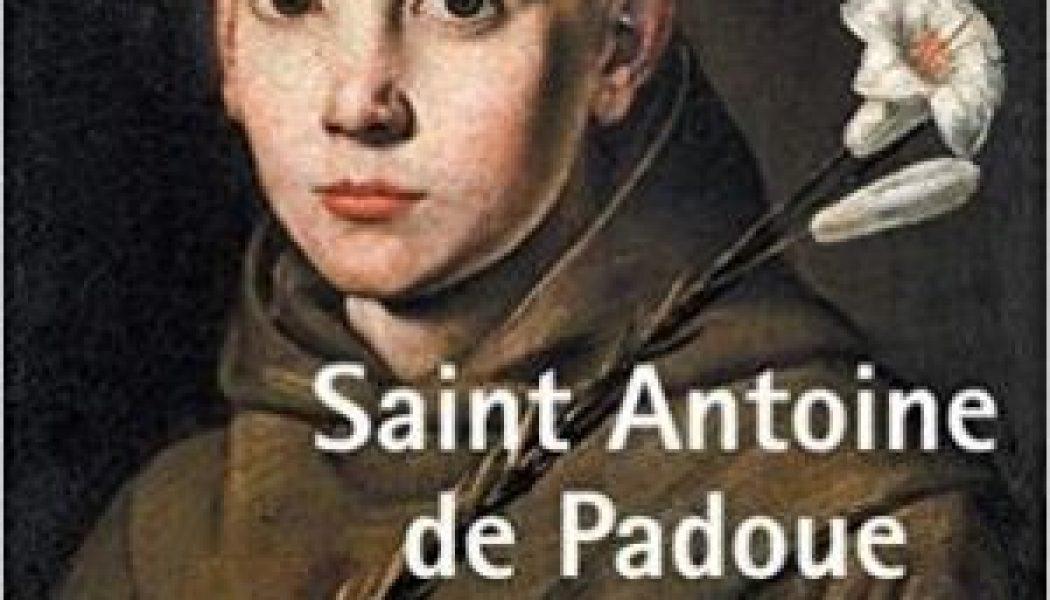 Saint Antoine de Padoue par Françoise Bouchard