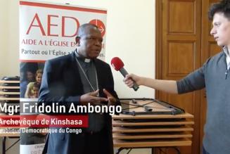 La situation des chrétiens au Congo