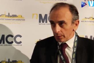 Éric Zemmour : « Nous devrions nous allier au groupe de Visegrád pour protéger notre identité »
