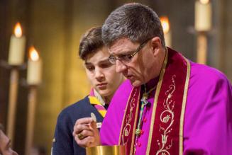 CEF : Monseigneur de Moulins-Beaufort succède à Mgr Pontier