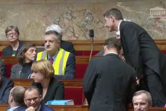 """Jean Lassalle : """"Je veux être tête de liste aux élections européennes"""""""