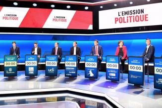 Variations sur le débat sur France2 entre 12 têtes de liste aux élections européennes : protection, murs et l'oiseau menteur