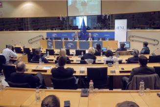 Conférence sur les chrétiens d'Orient au Parlement européen