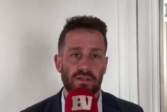 """François Bert : """"l'explosion de la bulle de la Start up Macron"""""""