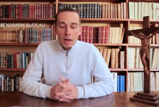 """12 avril, vendredi de la passion : """"L'Ecriture et le Magistère sur la Béatitude."""""""