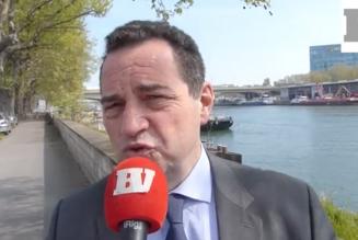 """Jean-Frédéric Poisson : """"Je ne serai pas candidat aux européennes"""""""
