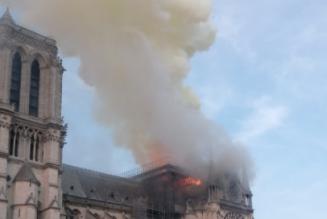 En 2016, le rapport d'un chercheur italien, spécialiste des questions d'incendie, alertait sur le risque majeur de catastrophe pour la cathédrale