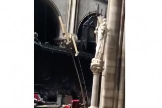 Notre-Dame de Paris : vidéo de l'intérieur après l'incendie