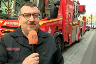 Incendie à Notre-Dame : témoignage de l'aumônier des pompiers de Paris