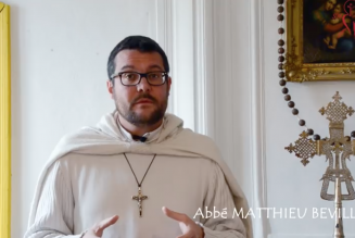 "19 avril, Vendredi Saint : ""La mort du Christ anéantit la mort."""