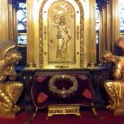 Ostension de la sainte couronne d'épines à Saint-Sulpice