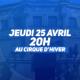 25 avril : dialogues sur l'Europe
