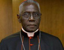 Cardinal Sarah : le problème est qu'il y a des prêtres, des évêques et même des cardinaux infidèles