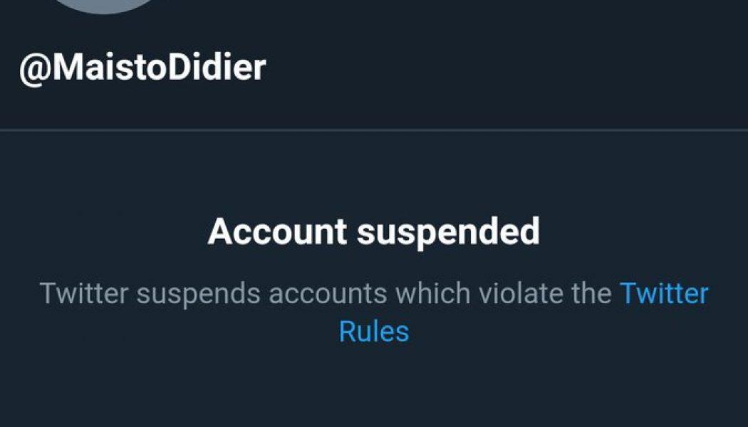 Le PDG de Sud Radio voit son compte Twitter censuré