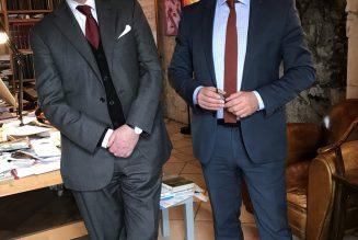 Renaud Camus et Karim Ouchikh montent une liste pour les élections européennes