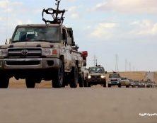 La tension remonte en Libye
