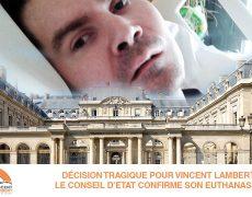 Vincent Lambert : Les sanhédrins complices de Caïphe. Ils ont osé en pleine semaine de Pâques