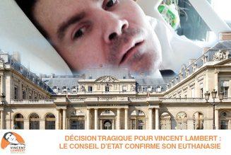 La condamnation de Vincent Lambert n'est pas celle d'une seule personne : c'est la légitimation de l'euthanasie pour des milliers d'autres
