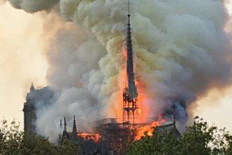 La vision bouleversante de Notre-Dame en flammes nous rappelle la réalité dramatique que vivent de trop nombreux chrétiens