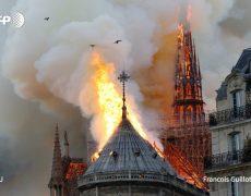 Incendie à Notre-Dame : équivalent de 500 incendies d'appartements