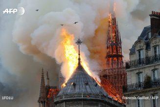 """""""Nous rebâtirons cette Cathédrale!"""""""