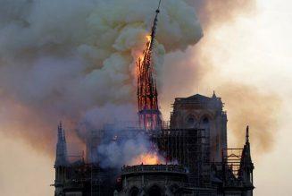 Malgré la catastrophe, Notre-Dame de Paris reste debout et le trésor est sauvé
