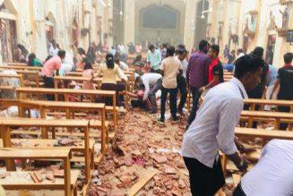 Attentats au Sri Lanka: plus de 200 morts
