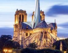 Restauration de Notre-Dame : pour la flèche, Emmanuel Macron envisage un «geste architectural contemporain»