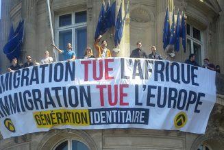 """Nicolas Lebourg : """"Aujourd'hui une partie de la population partage les idées que défend Génération identitaire"""""""