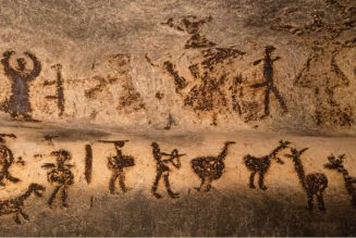 Un grand remplacement a eu lieu vers 2 500 av. J.-C.