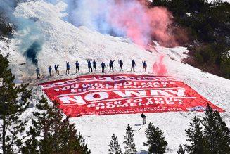 L'invraisemblable procès contre l'opération Defend Europe dans les Alpes