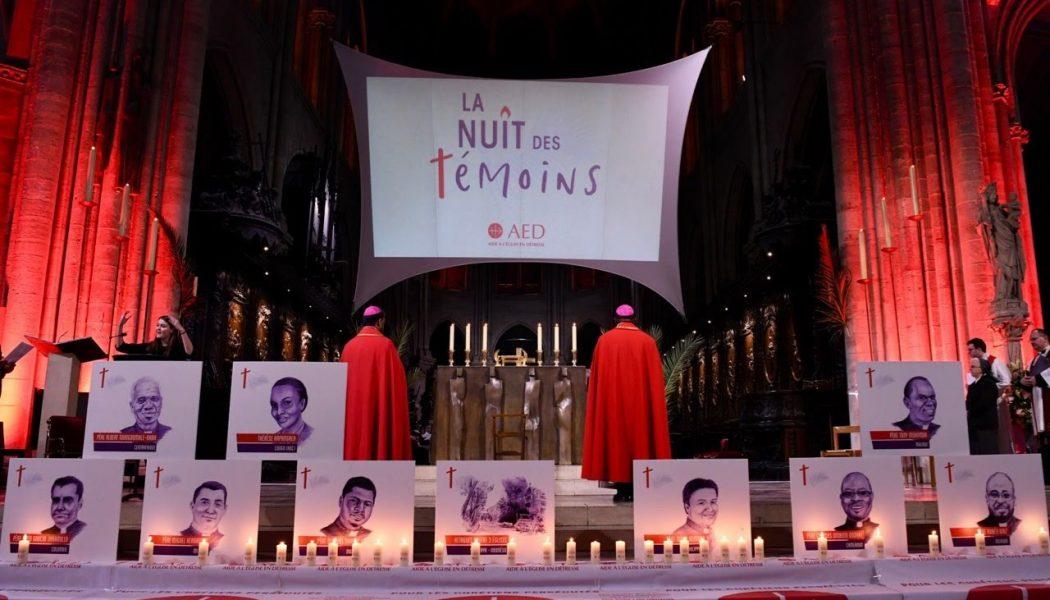 La Nuit des Témoins, l'espérance des chrétiens