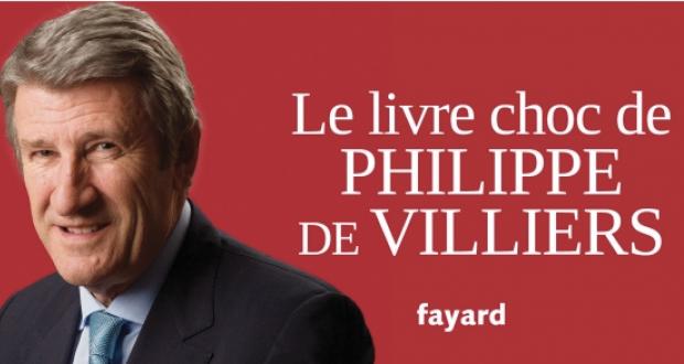 """Philippe de Villiers : """"Ce livre ferme un cycle d'enseignement idéologique"""""""