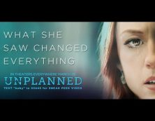 Le film pro-vie Unplanned sortira prochainement en France