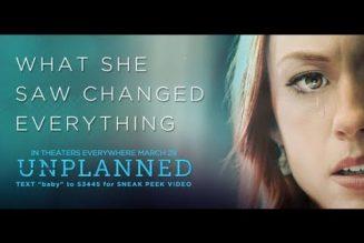 Cinéma : Unplanned, un film pro-vie qui connait un succès malgré la censure