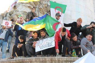 Une personne agressée à Paris en marge d'une manifestation… algérienne