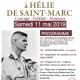 11 mai : hommage à Hélie Denoix de Saint-Marc à Bollène