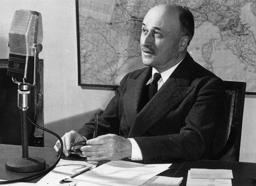 La famille de Jean Monnet veut porter plainte contre… Philippe de Villiers