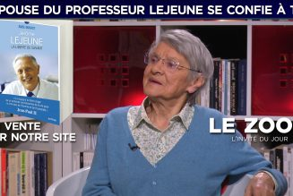 L'épouse du Professeur Lejeune se confie sur TV Libertés