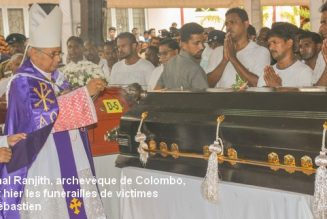 Sri Lanka : Depuis les attentats, les églises ont suspendu leurs offices liturgiques