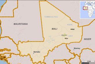 Mali : un médecin militaire français tué. RIP